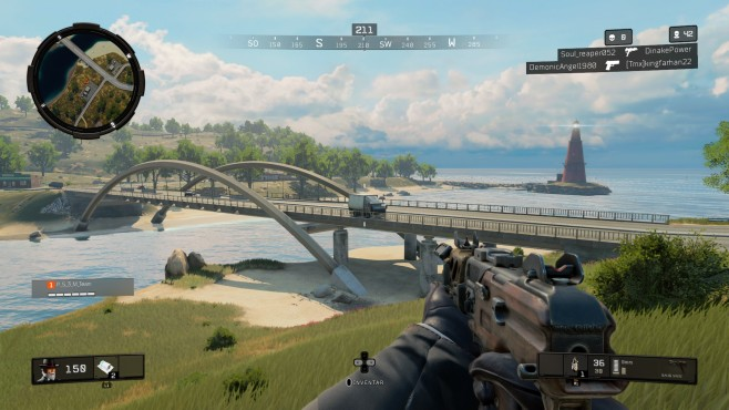 Call of Duty – Black Ops 4: Taktik-Tipps zum Blackout-Modus! © Activision
