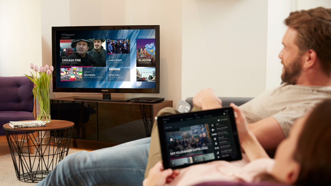Telekom MagentaTV©Telekom