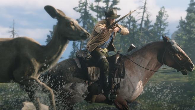 Red Dead Redemption 2 PC Vorschau©Rockstar