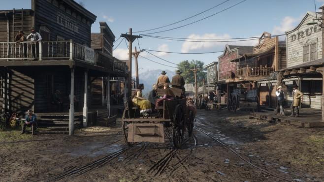 Red Dead Redemption 2: PC-Vorschau©Rockstar