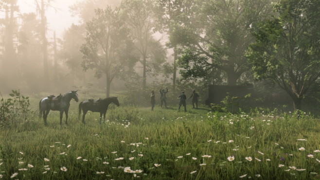 Red Dead Redemption 2 für PC: Vegetation © Rockstar