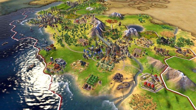 Civilization 6 © Take 2