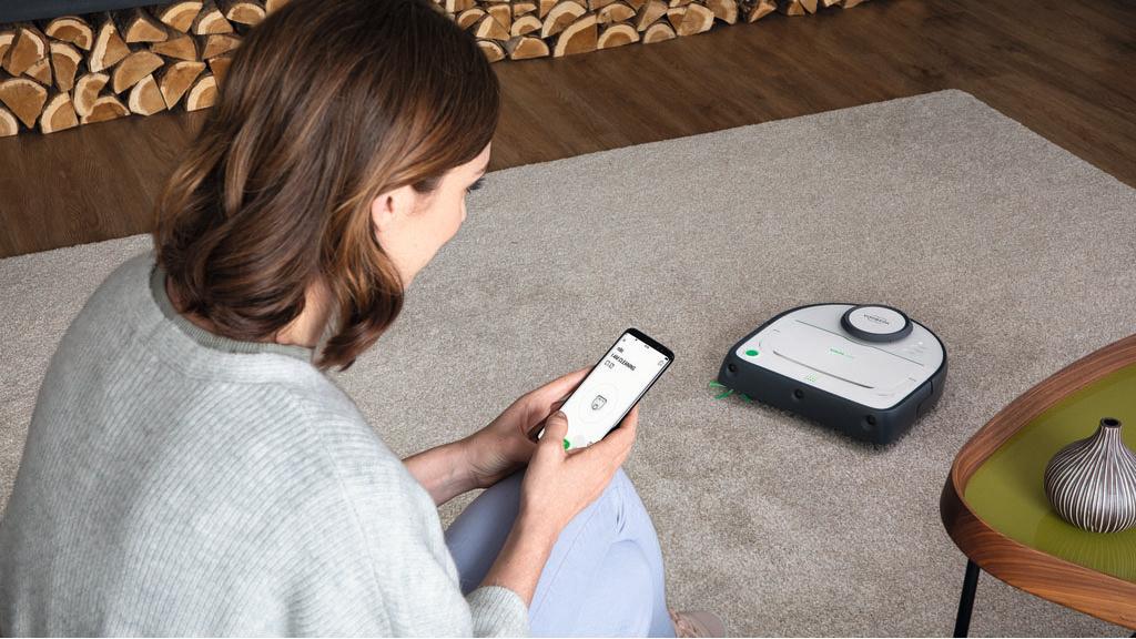 Kobold VR300: Vorwerk-Saugroboter jetzt noch smarter