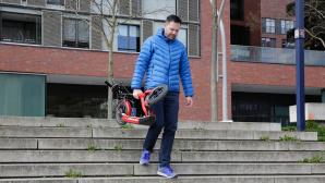 E-Scooter-Fahrer©dpa-Bildfunk