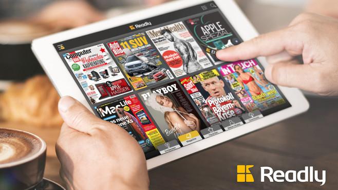 Technik-Nerds lieben DIESE App! xxx©Readly