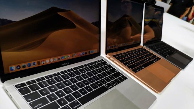 Apple MacBook Air©COMPUTER BILD