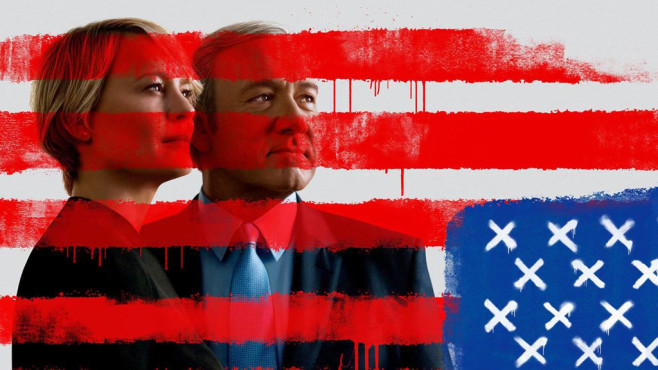 House of Cards bei Sky Ticket © Sky