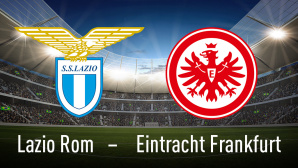 Europa League: Lazio Rom gegen Eintracht Frankfurt©Wikipedia / COMPUTER BILD