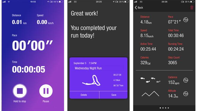 Soul Run Free Pro Bio: App©COMPUTER BILD
