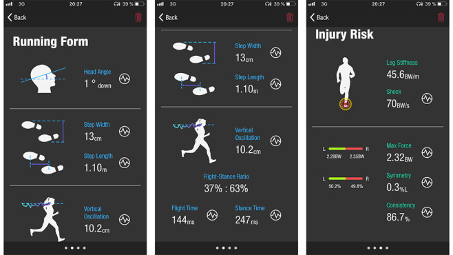 Soul Run Free Pro Bio: App analysiert Laufstil © COMPUTER BILD