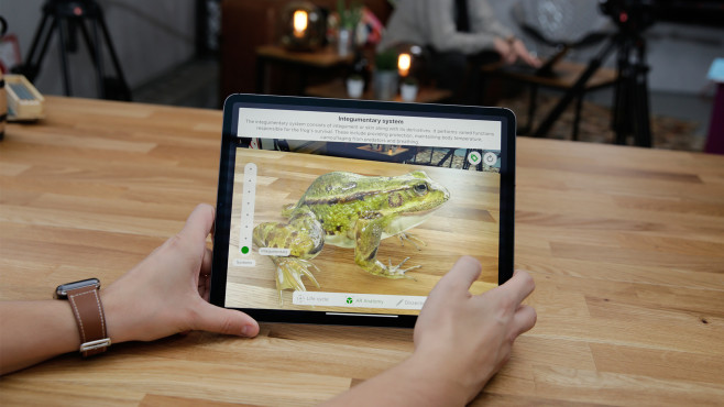 Apple iPad Pro 12.9 (2018): Praxis-Test, Preis, Release, kaufen, technische Daten XXX©COMPUTER BILD