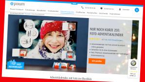 Pixum Online-Gutschein: 15 Prozent Rabatt auf alles©Screenshot www.pixum.de