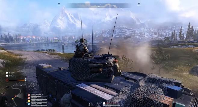 Battlefield 5©EA