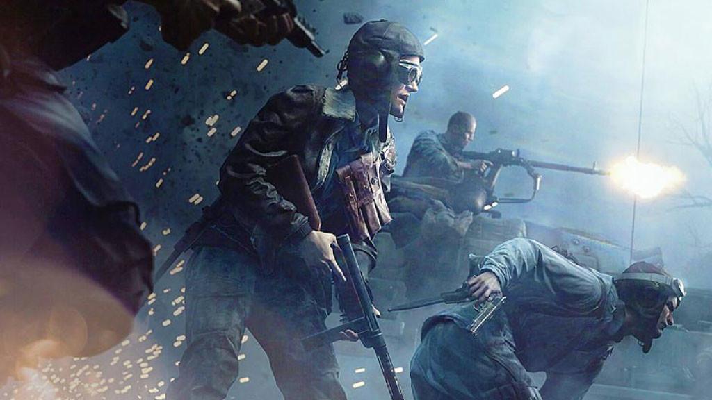 Battlefield 5: Battle Royale©EA
