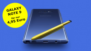 Handy-Deals von Sparhandy © Samsung