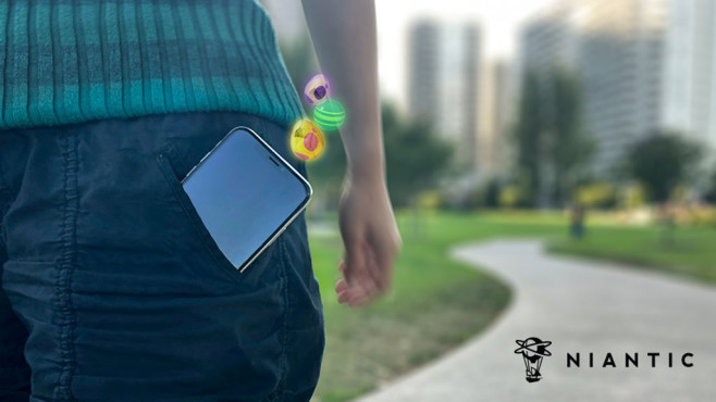 Pokémon GO: Adevnture Sync©Niantic