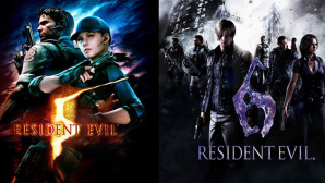 Resident Evil: Switch © Capcom