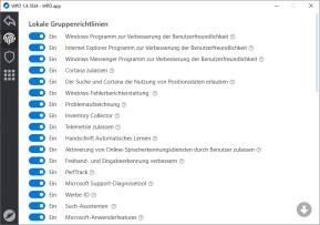 Windows Privacy Dashboard (WPD)