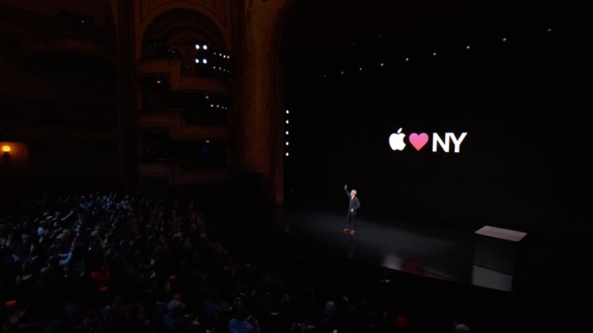 Die Highlights der Apple Keynote 2018 © Apple