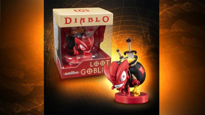 Diablo 3 – The Eternal Collection: Amiibo©Blizzard