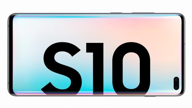 Samsung Galaxy S10 Plus©Samsung