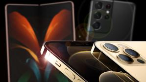 Smartphones über 1000 Euro©Apple, Samsung