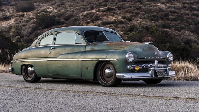 1949 Mercury Coupé©ICON
