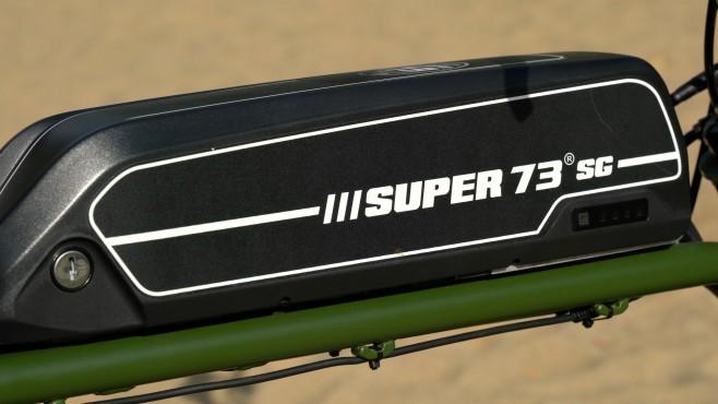Super 73 eBike im Test: Militär-Fahrrad für die Straße©COMPUTER BILD