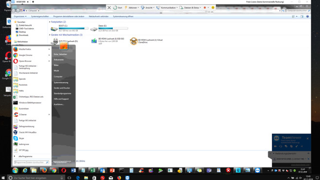 TeamViewer: PCs übers Internet bedienen ©COMPUTER BILD