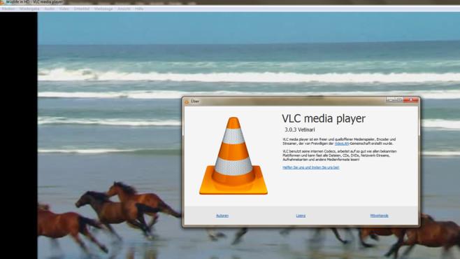 VLC Media Player: Musik/Videos (in ZIP-Archiven) abspielen ©COMPUTER BILD