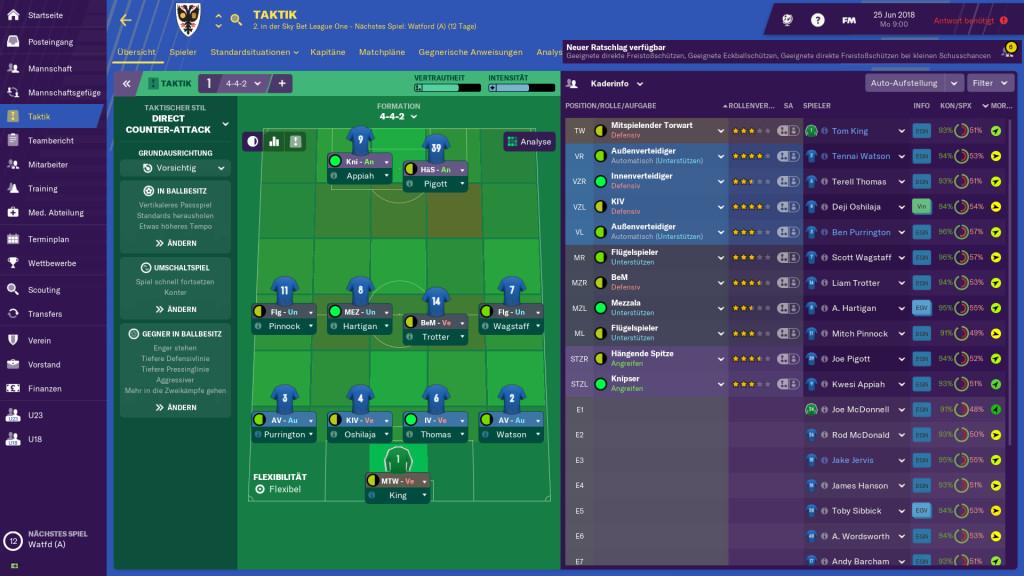 Football Manager 2019 Im Test Computer Bild Spiele
