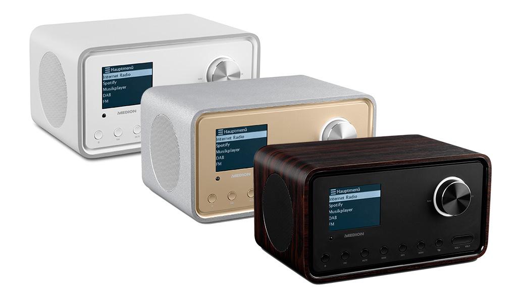 medion s85105 internetradio im angebot bei aldi nord. Black Bedroom Furniture Sets. Home Design Ideas