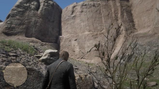 Red Dead Redemption 2: Alle Tipps & Tricks Insgesamt gilt es 30 Saurierknochen zu finden und zu notieren – hierdurch verbessert sich auch das Dead-Eye.©Rockstar Games