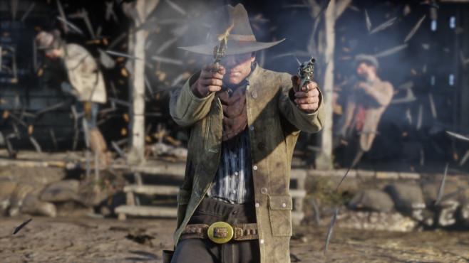 """Red Dead Redemption 2: Alle Tipps & Tricks Insgesamt gilt es in """"Red Dead Redemption 2"""" 90 Herausforderungen zu schaffen.©Rockstar Games"""