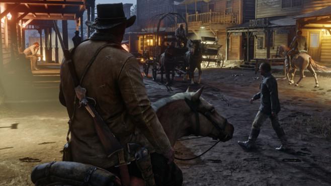 Red Dead Redemption 2: Alle Tipps & Tricks Seien Sie vorsichtig beim Cheaten: Mit aktivierten Cheats erspielen Sie keine Erfolge©Rockstar Games