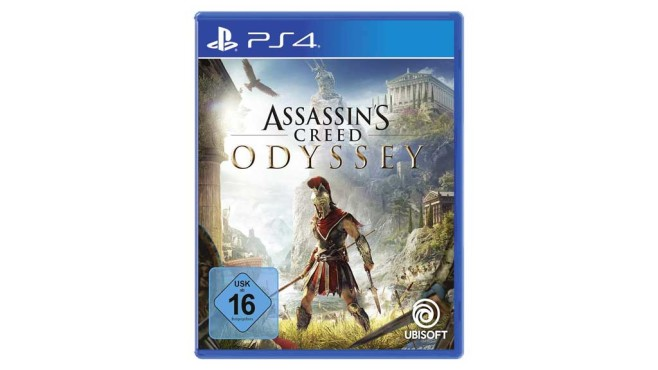 Assassins Creed Odyssey © Amazon, Ubisoft