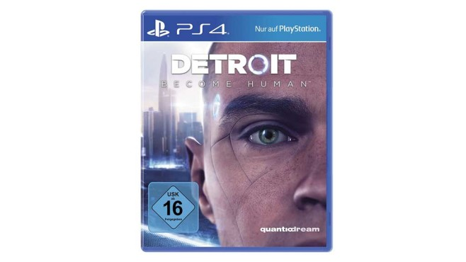 Detroit – Become Human © Amazon
