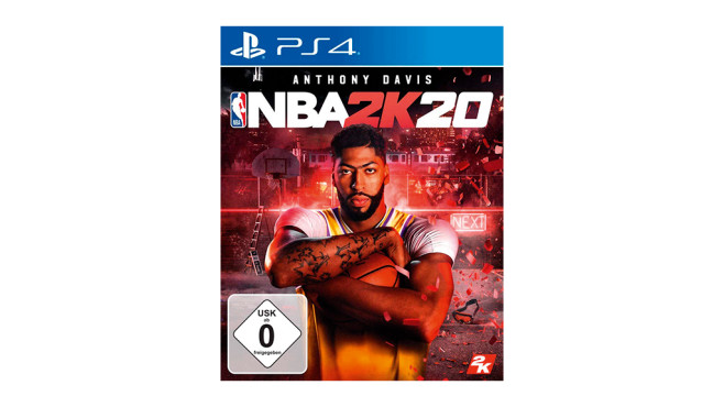 NBA 2K20 Standard Edition © Amazon
