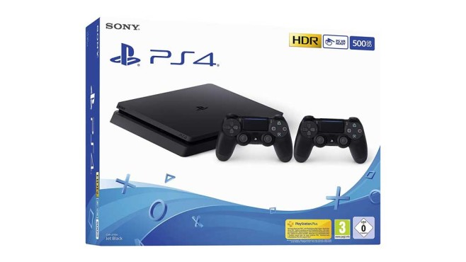 PlayStation 4 © Amazon