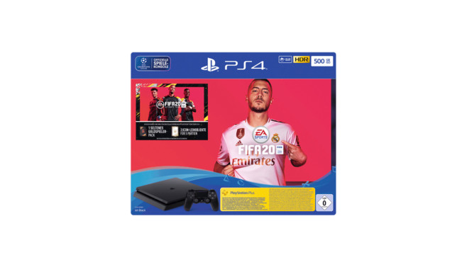 PlayStation 4 mit Fifa 20 © Media Markt