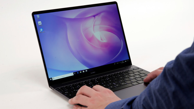 Huawei MateBook 13: Praxis-Test, Preis, Release, kaufen, technische Daten In dieser Preisklasse alles andere als selbstverständlich: Ein scharfes 2K-Display.©COMPUTER BILD
