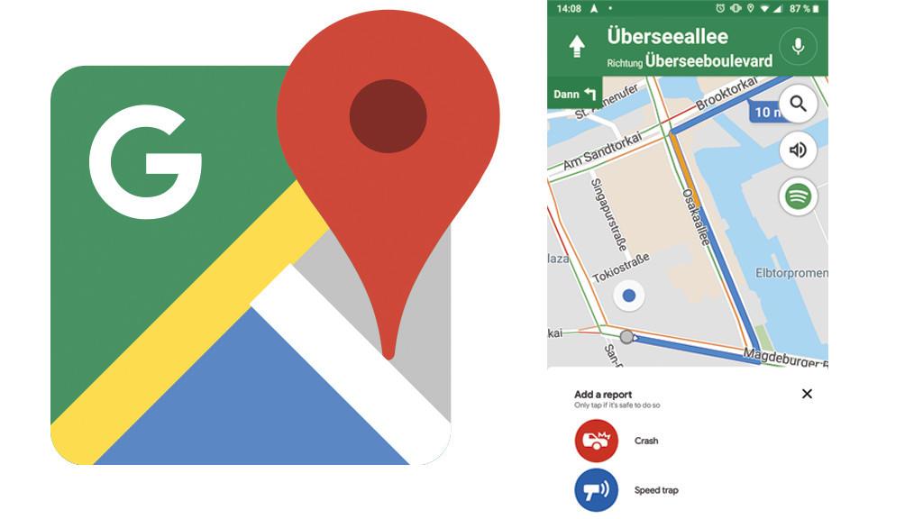 Blitzer FГјr Google Maps