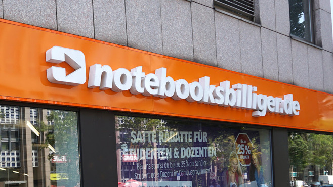 Notebooksbilliger.de Black Friday 2019 © Notebooksbilliger