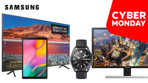 Samsung Cyber Monday © Samsung, Amazon