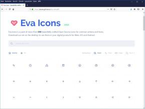 Eva Icons