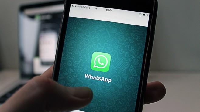 WhatsApp auf einem Smartphone©COMPUTER BILD