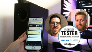 Philips Hue Play im Lesertest © Philips