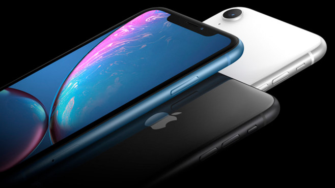 Apple iPhone XR © Apple
