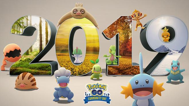 Pokémon GO: Community Day©Niantic