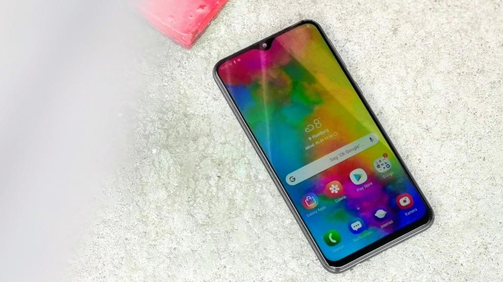 Samsung Galaxy M20 im Test - COMPUTER BILD